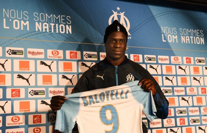 Mercato : Balotelli à l'OM, c'est enfin officiel !