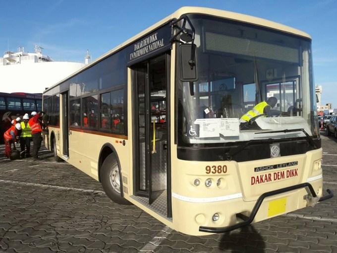 Pour la fluidité du transport au niveau de Colobane : La gare urbaine de DDD bientôt livrée