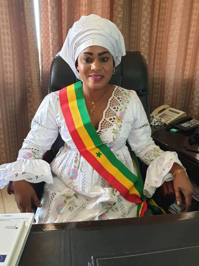 Assemblée nationale : La nouvelle députée Maïmouna Sène installée