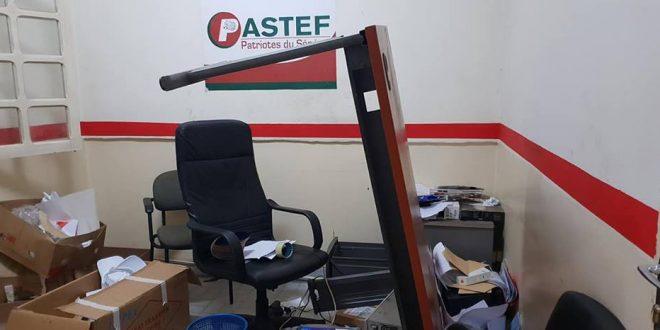 Le siège de Pastef rééquipé par un donateur anonyme
