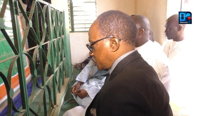 MADICKÉ À BAMBEY - Le candidat à la Présidentielle se recueille devant le mausolée de Serigne Mor Awa Ndiaye Mbeury