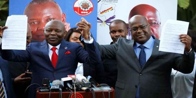RDC : Vital Kamerhe nommé directeur de cabinet du président Félix Tshisekedi