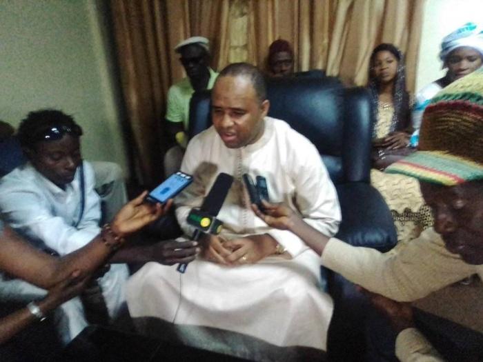 Mise en place du comité électoral à Kolda : Abdoulaye Bibi Baldé : « Nous allons cesser les longues réunions et nous mettre au travail… »