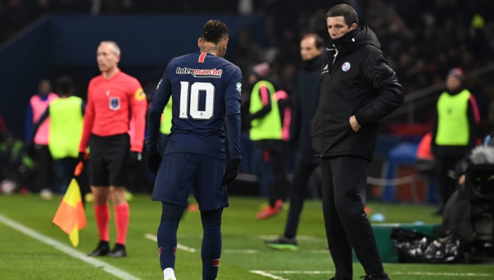 Ligue des champions : Neymar très incertain contre Manchester United