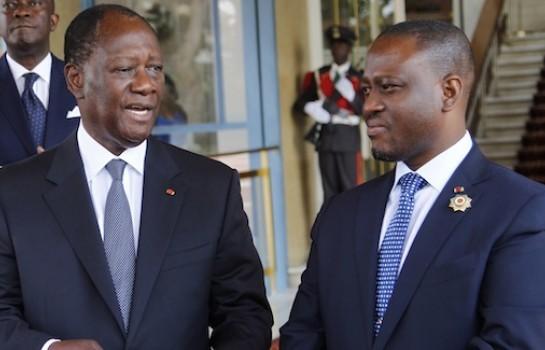 Ouattara vs Soro : mortal kombat / Quel destin pour l'énigmatique Compaoré à Abidjan?
