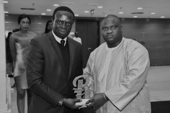 PRIX RAGNÉE 2019 - Makhtar Diop dédie son sacre à deux hommes politiques de ce pays