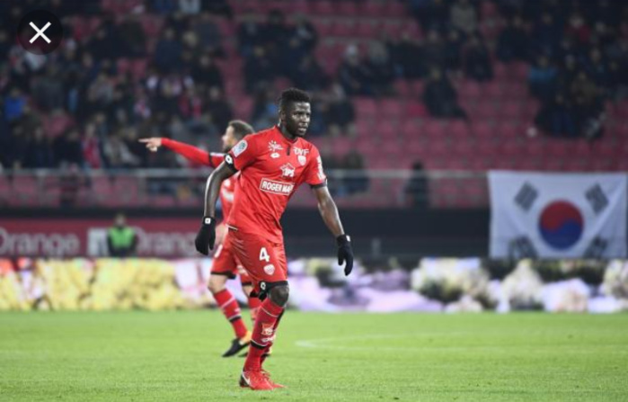 Foot - L1 : Papy Djilobodji (Guingamp) suspendu six matches