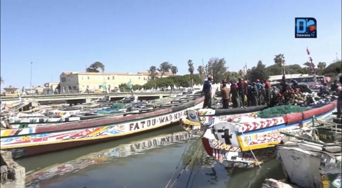 """Présentation de condoléances / Guet Ndar avertit le ministre Oumar Guèye : """" Il y a trop de lacune dans la gestion de la pêche à Saint-Louis! """""""