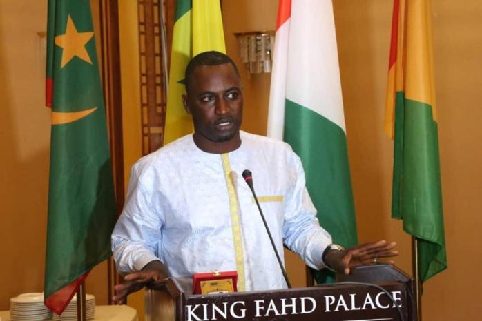 Serigne Modou Habib Mbacké tresse des lauriers à Matar Bâ