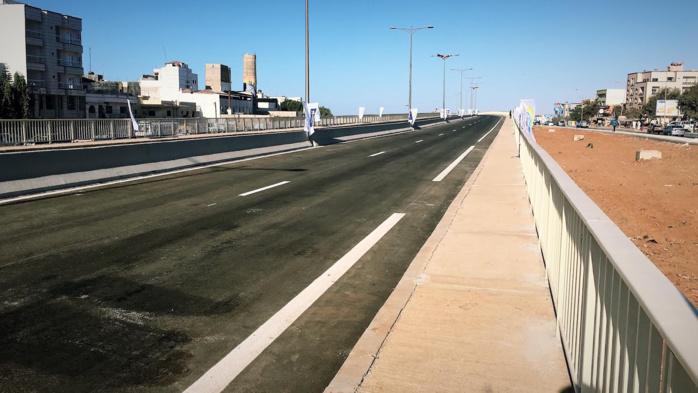 Ouverture du viaduc Nord Foire / Diamalaye de la voie de dégagement nord (VDN)