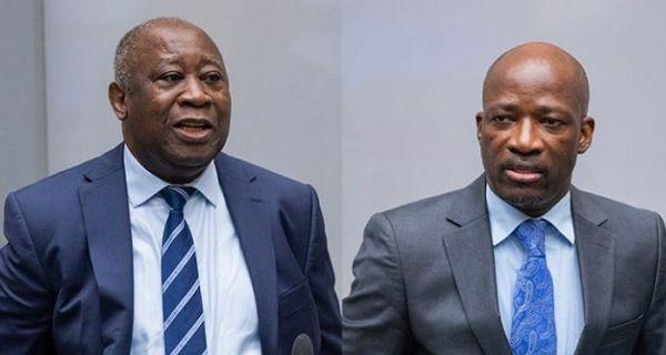 Laurent Gbagbo et Charles Blé Goudé viennent de sortir de prison (porte-parole de la CPI)