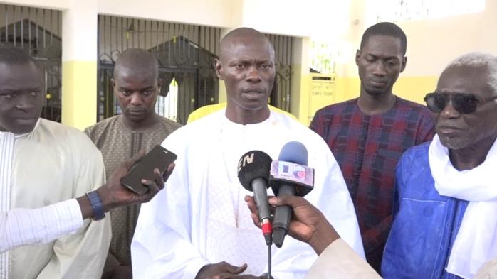 TEE-SHIRTS À L'EFFIGIE DU CHEIKH / Le ministre Pape Gorgui Ndong file chez le Khalife Général des Baye-Fall présenter ses excuses et s'engager