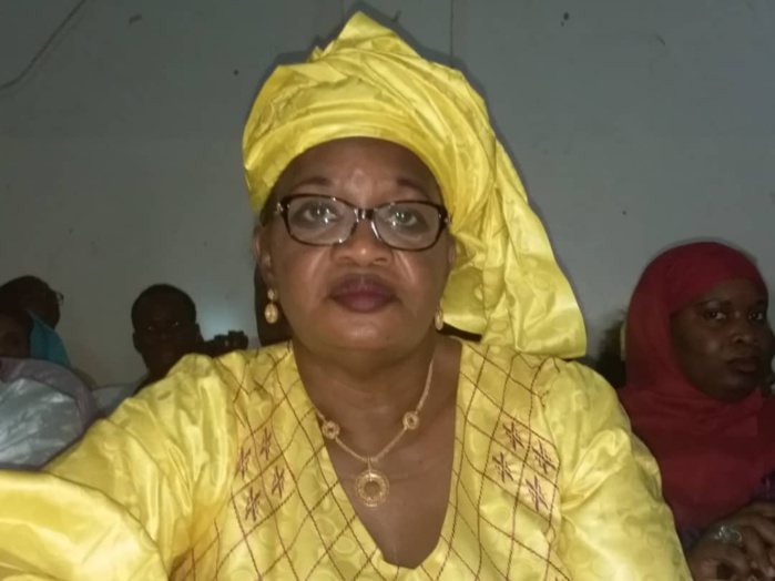 Présidentielle 2019 : Aïda Mbodj vote l'abstention