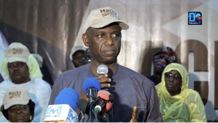 Saint-Louis/Lancement de la campagne du candidat Macky Sall: Ses partisans misent sur la proximité et militent pour une campagne sans violence.