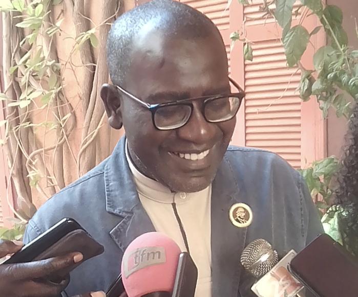 """Saint-Louis / Youssou Diallo (pôle communication Bby) à ses camarades : """" Aucune élection n'est gagnée à l'avance. Une élection se gagne au soir du scrutin après l'expression du suffrage universel... """""""