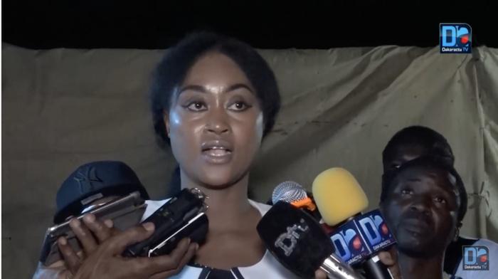 SOUTIEN À IDRISSA SECK / Sokhna Ndèye Mbacké de ' Bësa Ngui Gneuw '  se décide enfin.