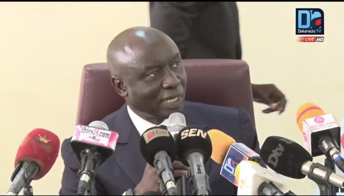 Présidentielle 2019 : MPS/Selal, Msu France et Fale soutiennent Idrissa Seck