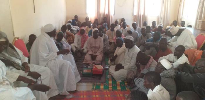 Fatick : Récital de Coran pour la réélection de Macky Sall