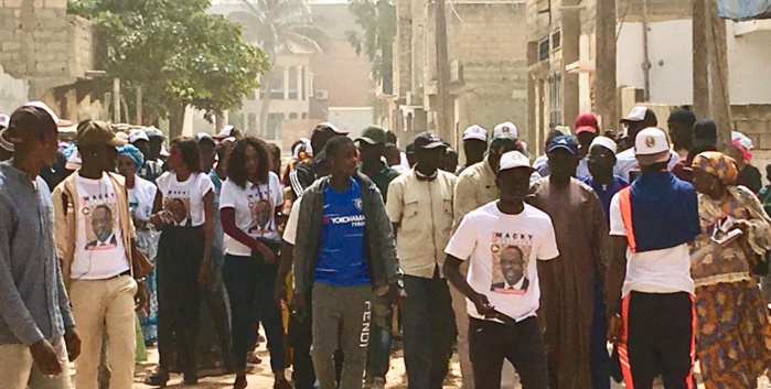 BBY Mbao / Visites de proximité pour la réélection du Président Macky Sall (Photos)