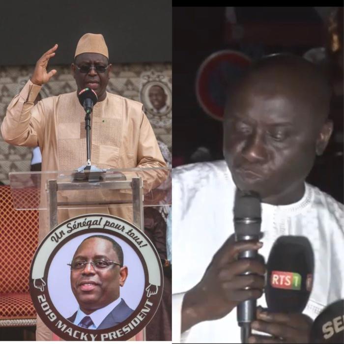 "Présidentielle 2019 : Macky ""bloque"" Idrissa Seck à Kaffrine."