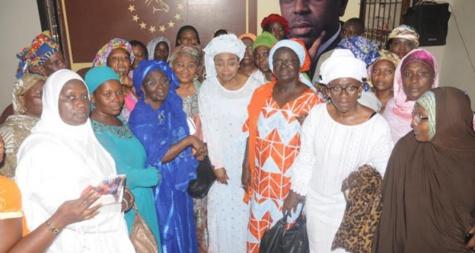 Les femmes de Benno Bokk Yaakaar s'indignent de la sortie malheureuse de Abdoulaye Wade,