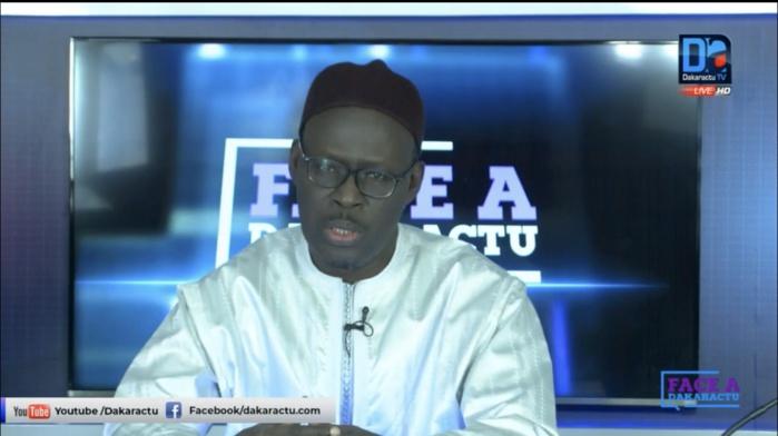 Cheikh Bamba Dièye, N°2 de Taxawu Sénégal : « pourquoi Khalifa Sall soutient Idy »