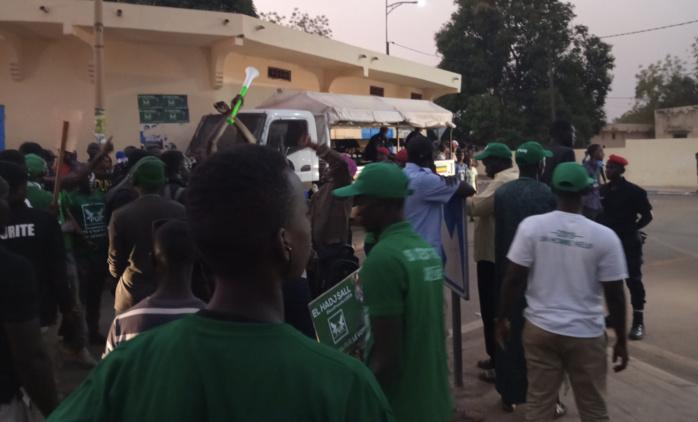 Urgent / La Caravane de Issa Sall bloquée par les forces de l'ordre : Le Président Macky Sall pointé du doigts par le PUR
