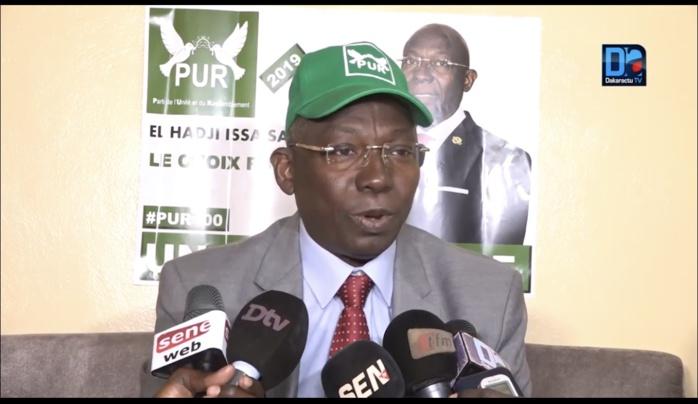 Présidentielle 2019 : La réaction du Pur après l'incident meurtrier à Tamba