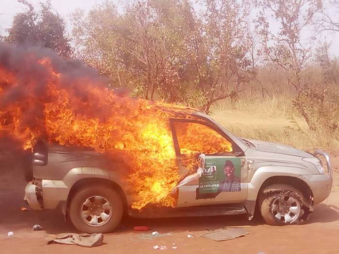 Violences sur les journalistes à Tambacounda : les reporters de la caravane du PUR rapatriés à Dakar par la gendarmerie