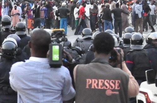 Agression de journalistes à Tamba : Les organisations professionnelles des médias exigent l'ouverture d'une enquête dans les plus brefs délais.