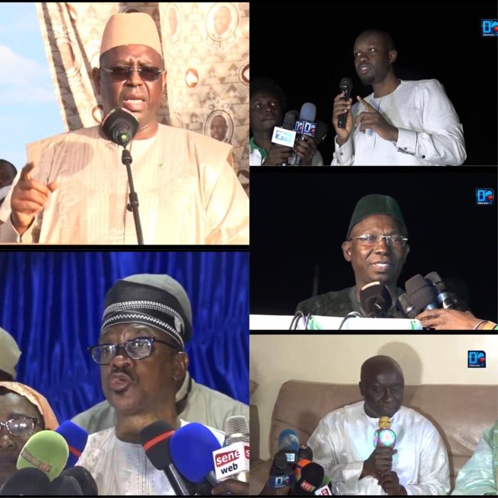 Sénégal - Présidentielle 2019 : Les candidats seront désormais sous la protection de la Police et la Gendarmerie