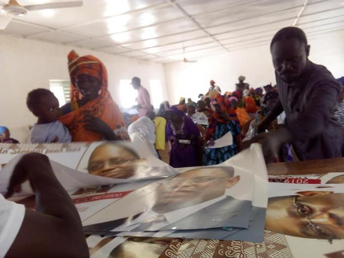 Présidentielle 2019/Kédougou : Mamady Cissokho, maire de Khossanto, décapite les derniers bastions du PDS et de REWMI et  promet une victoire éclatante du candidat Macky Sall