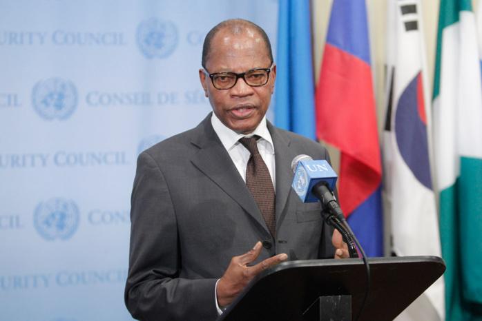 Présidentielle 2019 à Tamba : Le représentant de l'ONU appelle les candidats à l'élection présidentielle et leurs militants à refuser la violence