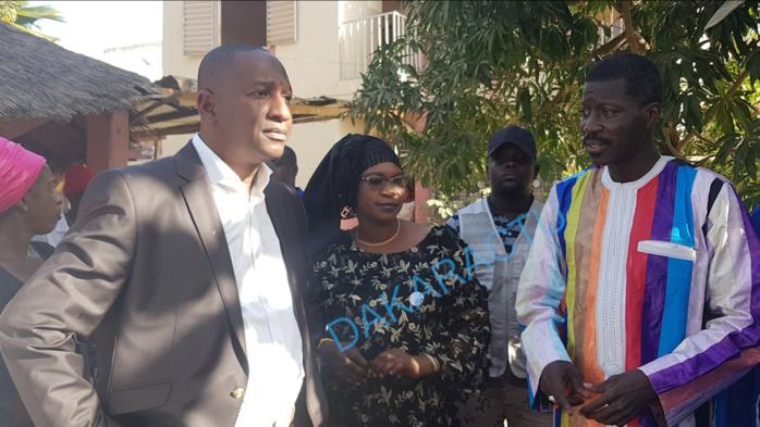 Présidentielle 2019 : Pape Alioune Diallo et Talla Sylla à l'assaut du 3ième plus grand centre de vote de Thiès