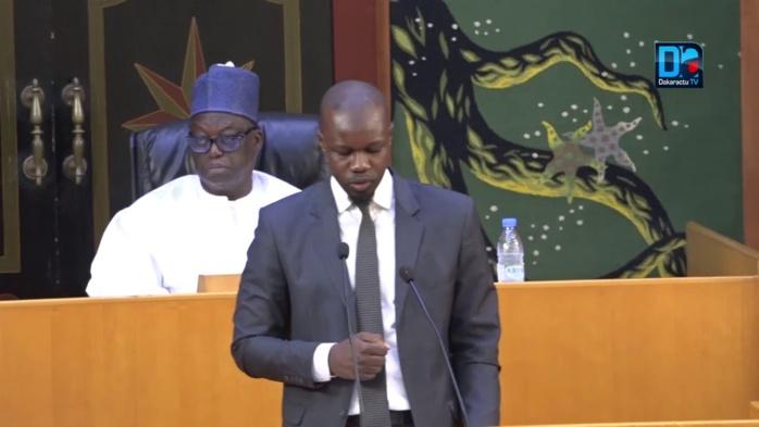 Installation d'une commission d'enquête parlementaire sur les 94 milliards : Sonko, l'absent le plus présent défendu par les députés du PDS