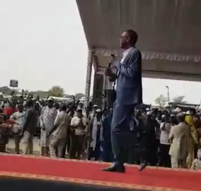 Gossas : L'hommage de Youssou Ndour à Allah Seck, son défunt compagnon