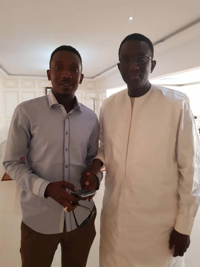 Barthélemy Dias lâché par son « Général » : Habib Mboup rejoint Amadou Ba