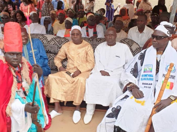Présidentielle 2019 / BBY Mbao : Les populations du quartier Ndoyène s'engagent derrière Abdou Karim Sall pour la réélection de Macky Sall (Images)