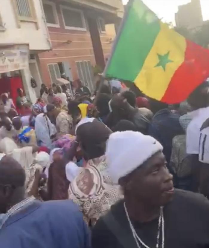 Grand-Dakar : affrontements entre partisans de Mame Mbaye Niang et éléments de « Idy 2019 »