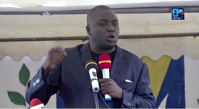 "Scrutin du 24 février : Bamba Fall vote ""neutre"""