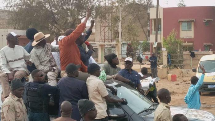 Présidentielle 2019/ arrivée de Macky à Pikine : La coalition présidentielle sonne la mobilisation (Images)