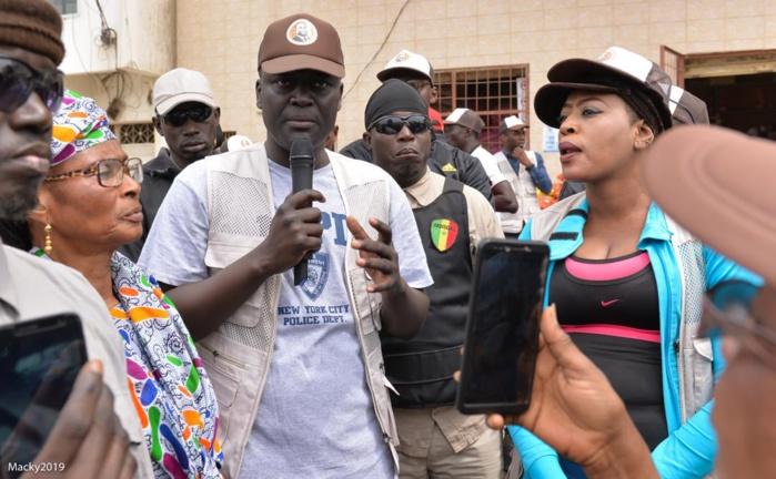 Entre soutien à Macky Sall, visites de proximité et animations: la campagne bat son plein à Grand-Yoff