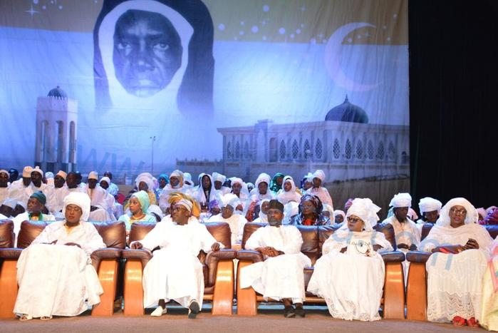 """Conférence """"Daara"""" Seydina Limamou LAHI: revivez en images la cérémonie religieuse"""