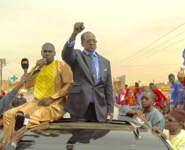 Podor-Dagana : Madické Niang a Osé défier Aïssata Tall Sall, et veut rallier à sa candidature les électeurs de Omar Sarr