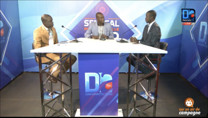 « Sur un air de Campagne » : débat de haut niveau sur Dakaractu Tv autour de la dette du Sénégal.