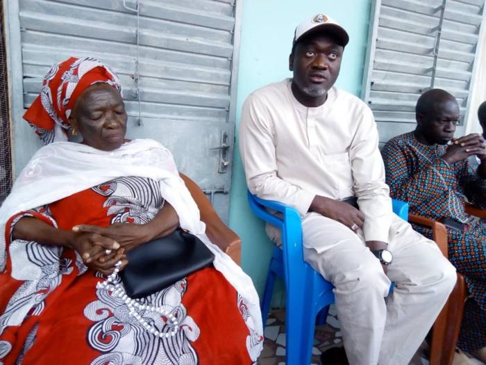 Médina Baye : Ralliement de mère Aïda Bitèye du Grand Parti de Gakou dans le mouvement KREM de Pape Demba Bitèye