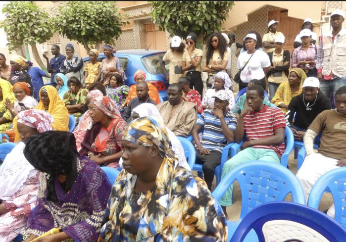 Campagne Présidentielle à Saint-Louis : les populations du Toubé et Ndiebene Gandiol déroulent le tapis rouge au Pr Mary Teuw Niane pour la réélection de Macky Sall