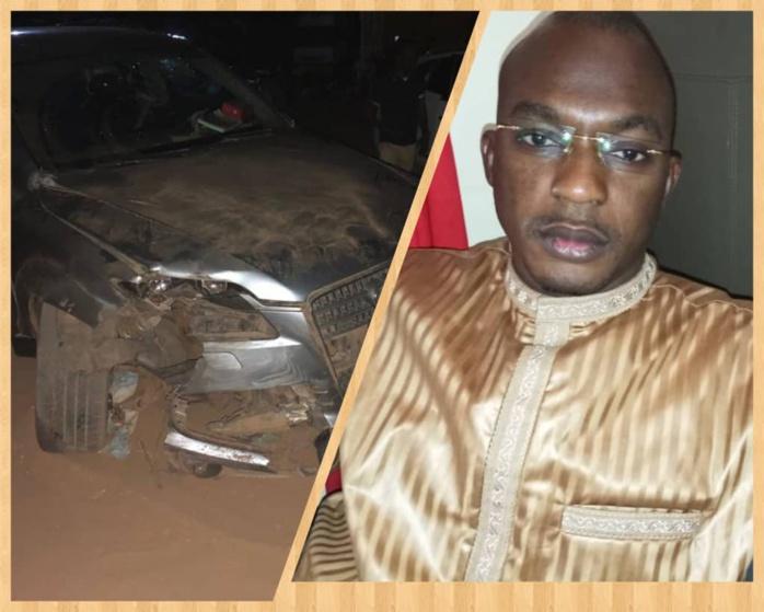 ACCIDENT / Abdou Ndiaye, chargé de mission à la Présidence, blessé avec 3 de ses collaborateurs