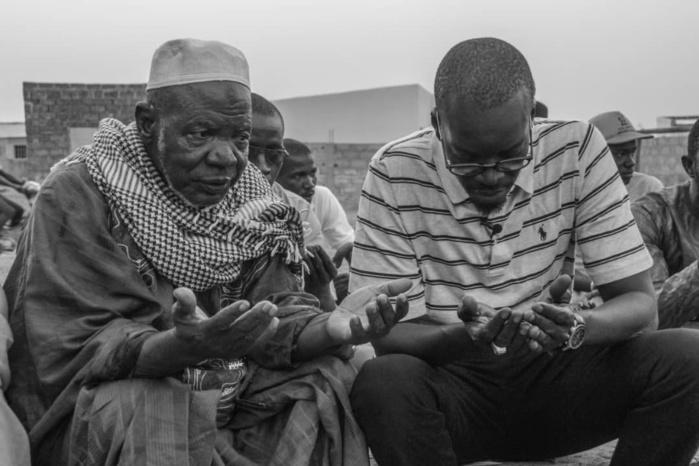 Journée de sensibilisation et porte à porte du DG Mamadou Kassé au quartier Saré Guilel et à la cité charbon de Tambacounda ( IMAGES )
