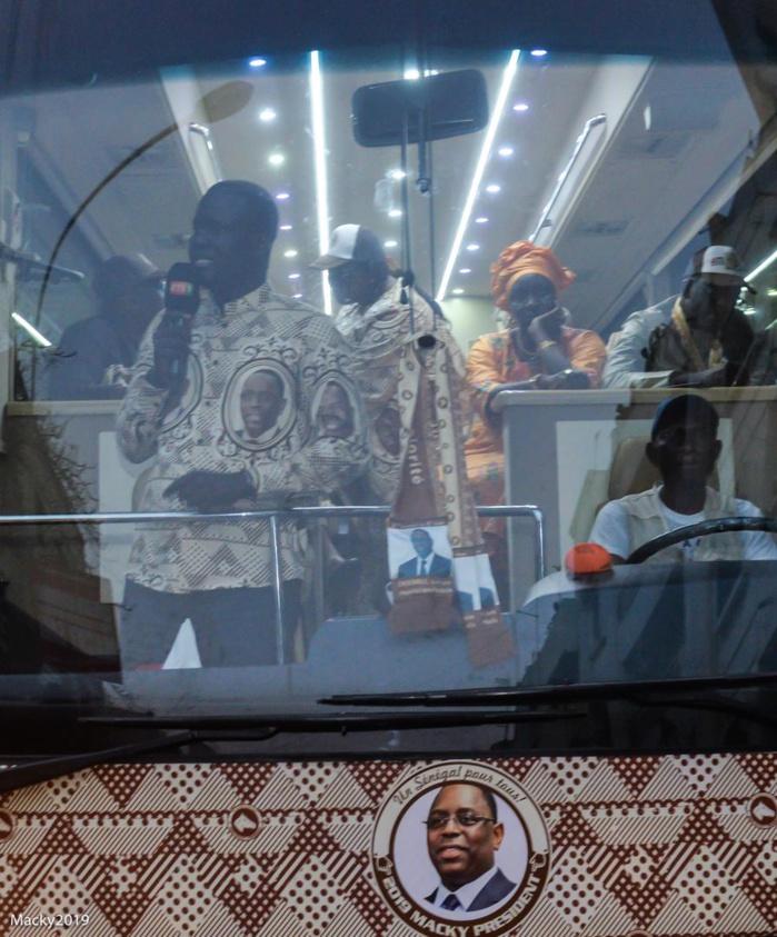 Grand-Yoff : du beau monde pour accueillir chaleureusement Macky Sall